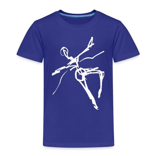 Ikarus 2 weiß - Kinder Premium T-Shirt