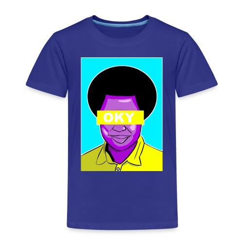 Oky Shirt - Kinder Premium T-Shirt