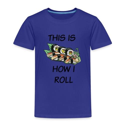 Sushi Roll - Kids' Premium T-Shirt