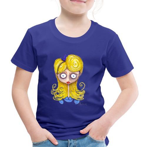 Alice Nel Paese Delle Meraviglie - Maglietta Premium per bambini