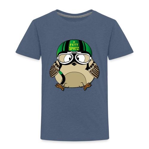 Fettspatz SAMSON - Kinder Premium T-Shirt