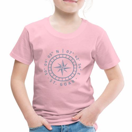 Kompass St. Goar - Kinder Premium T-Shirt