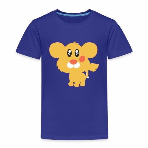 Lion pets - Camiseta premium niño