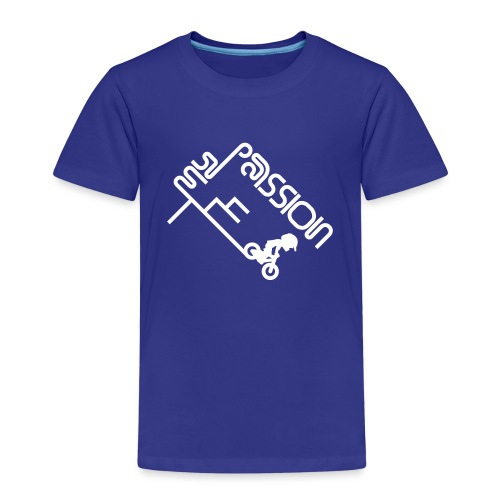 My Passion - Kinder Premium T-Shirt