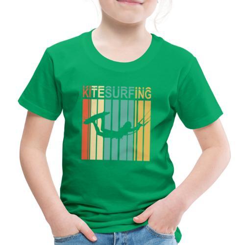 Kitesurfing - T-shirt Premium Enfant