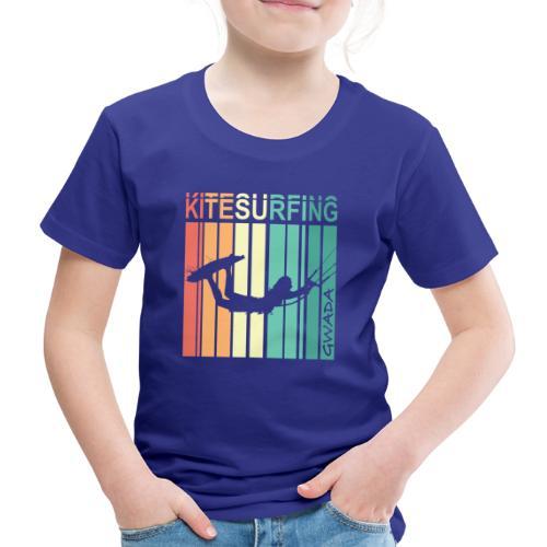 Kitesurfing GWADA - T-shirt Premium Enfant