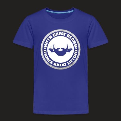 BEARD RESP - Kids' Premium T-Shirt