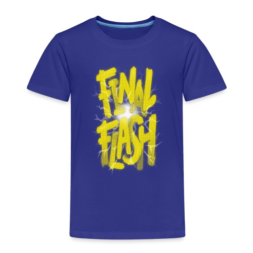 Final Flash - Kids' Premium T-Shirt