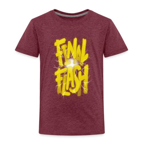 Final Flash - Kids' Premium T-Shirt