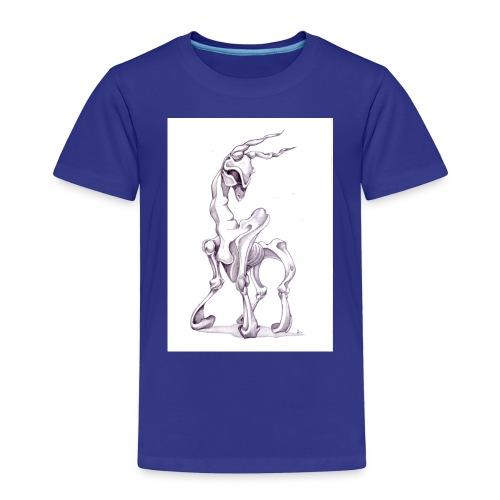 strange thing - Kinder Premium T-Shirt