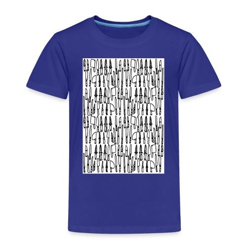 Messer - Kinder Premium T-Shirt