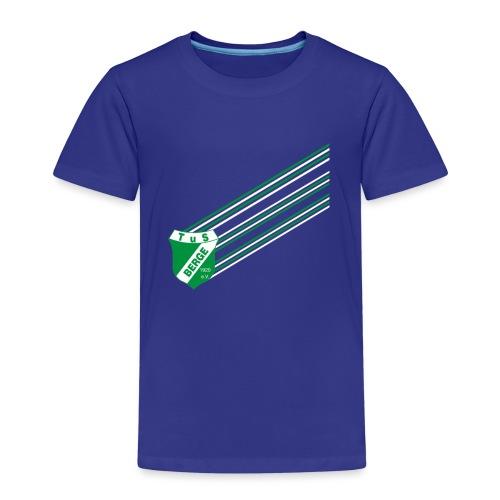 streifen_schräg - Kinder Premium T-Shirt