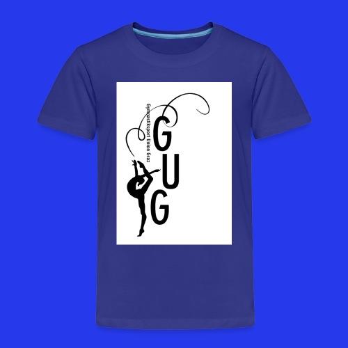 GUG Logo - Kinder Premium T-Shirt