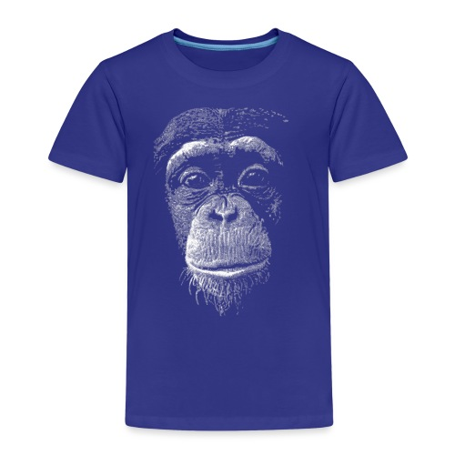 Scimpanzè - Maglietta Premium per bambini