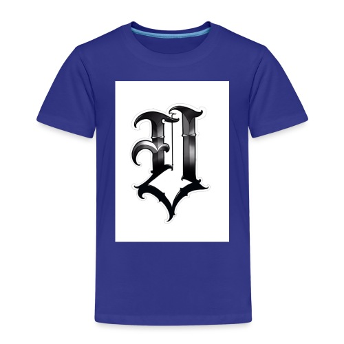 v logo - Kids' Premium T-Shirt