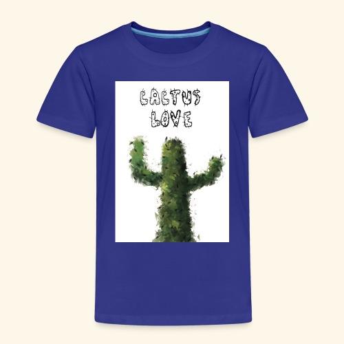 Cactus Love - Maglietta Premium per bambini