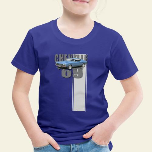69 chevelle stripe - Børne premium T-shirt