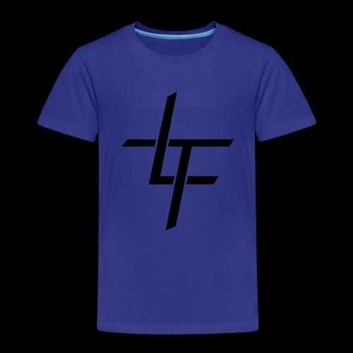 TL noir classique - T-shirt Premium Enfant