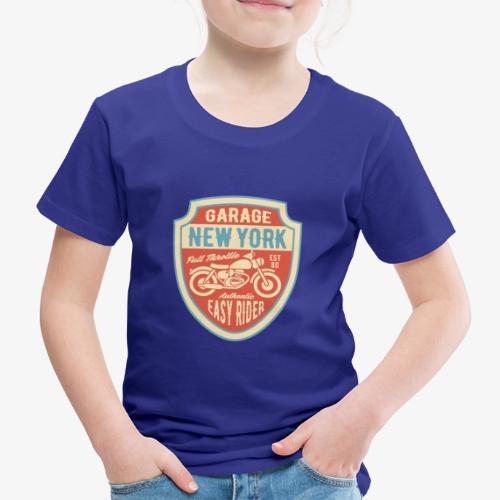 Garage New York - T-shirt Premium Enfant