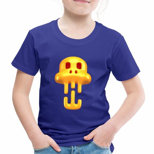 Skull Head - T-shirt Premium Enfant