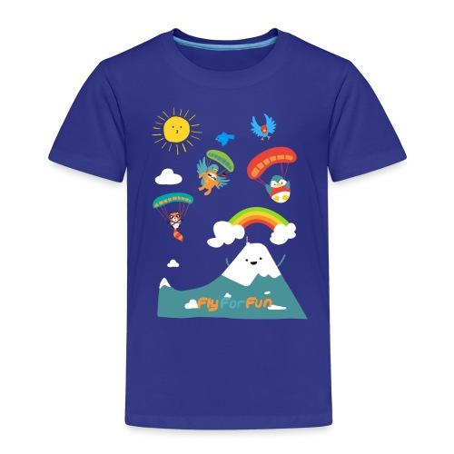 kidsFFF4 png - Kinder Premium T-Shirt