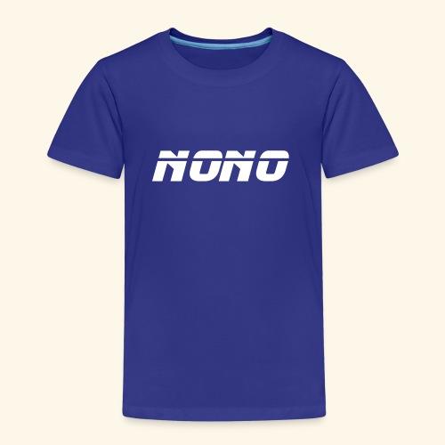 NONO - Børne premium T-shirt