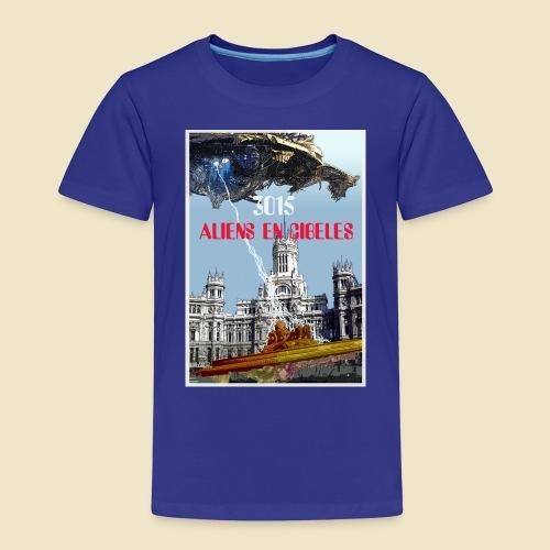 PLAZA DE CIBELES - Camiseta premium niño