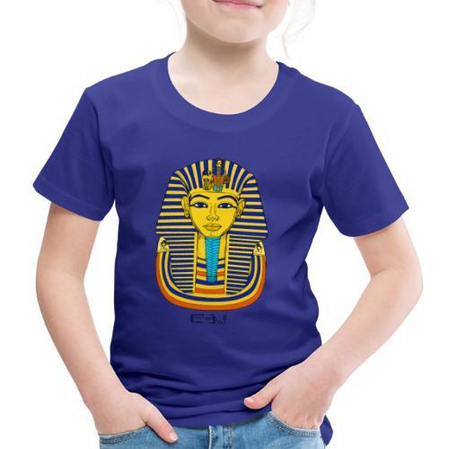 Pharao Tutanchamun - Kinder Premium T-Shirt