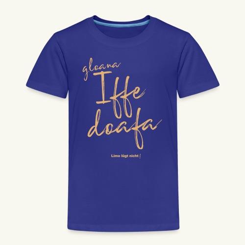 gloana Iffedoafa - Kinder Premium T-Shirt