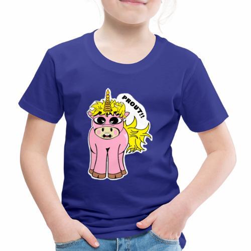Unicorn female mistake - T-shirt Premium Enfant