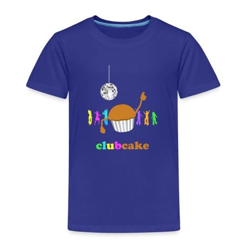 clubcake - Kinderen Premium T-shirt