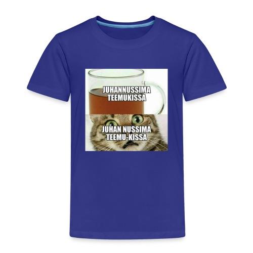 Juhannus vitsi - Lasten premium t-paita