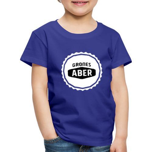Großes ABER – Arthur - Kinder Premium T-Shirt