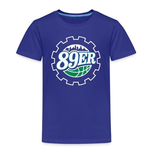 141122 zuffenhausen shorts 3c neg - Kinder Premium T-Shirt