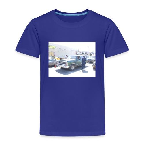 bommer4243cascert40983follon65657893vosico840goku0 - Camiseta premium niño