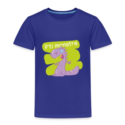 pt'i monstre1 - T-shirt Premium Enfant