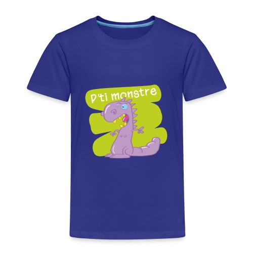 pt'i monstre1 - T-shirt Premium Enfant