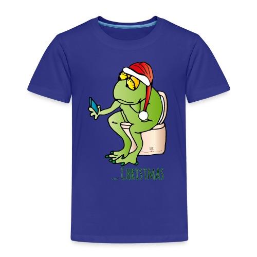 Christmas Bescherung - Kinder Premium T-Shirt