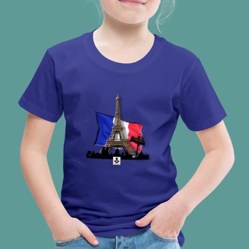 Tee shirt marque mutagene PARIS - T-shirt Premium Enfant