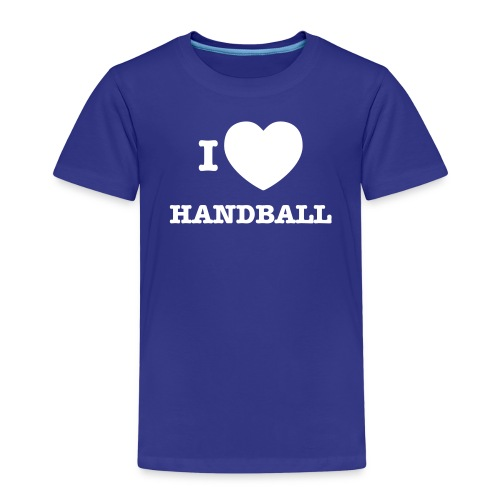 i love handball - Kids' Premium T-Shirt