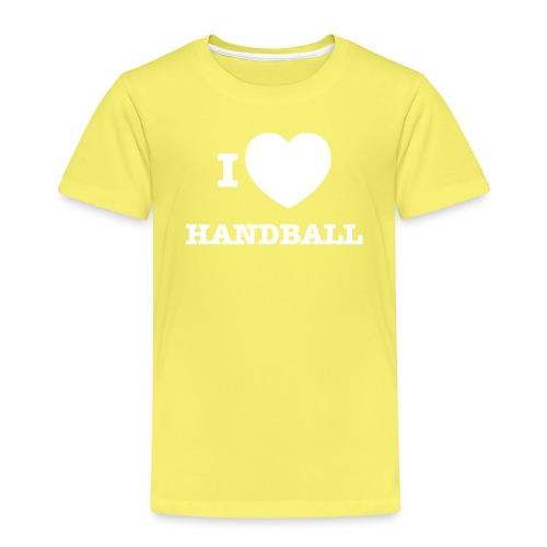 i love handball - Kids' Premium T-Shirt