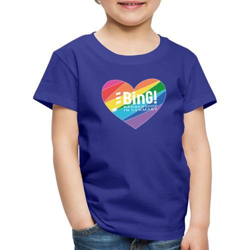 BinG Love Color - Kinder Premium T-Shirt
