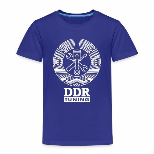 DDR Tuning Coat of Arms 1c - Kids' Premium T-Shirt