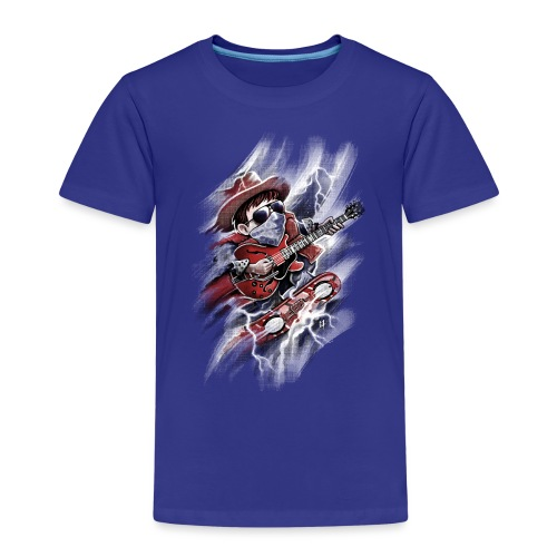 Time Rider - Kids' Premium T-Shirt