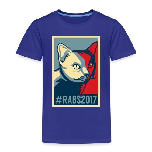 MUG #RABS2017 - T-shirt Premium Enfant
