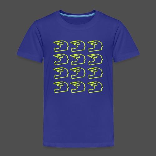 Kask krzyżowy 12 - Koszulka dziecięca Premium
