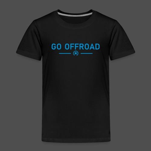 idź off-road - Koszulka dziecięca Premium