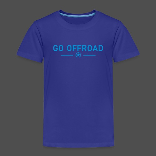 go off-road - Kids' Premium T-Shirt