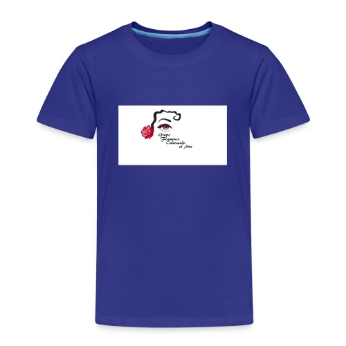 Chapa Grupo Flamenco Cultivando El Arte - Camiseta premium niño