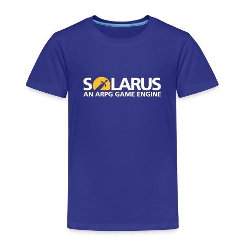 Solarus engine logotype - T-shirt Premium Enfant